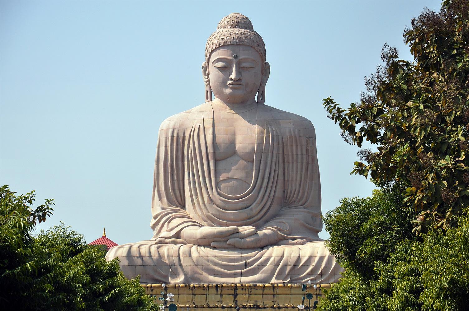 Foot Steps of Buddha